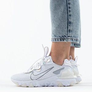 Nike react vision essential white grey iridescent